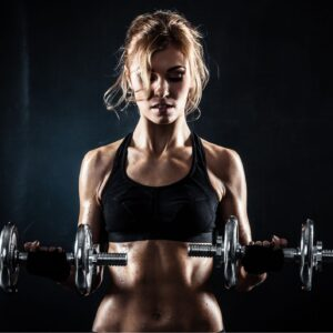 Strength training and weight loss tips