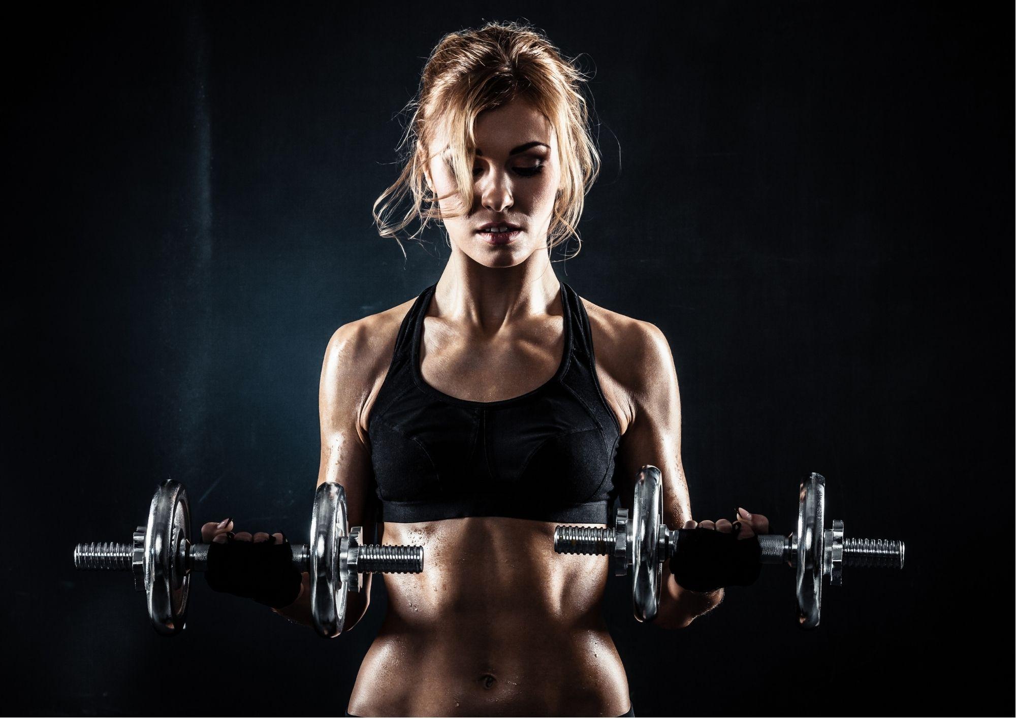 Entrenamiento de fuerza y sus trucos para para perder peso